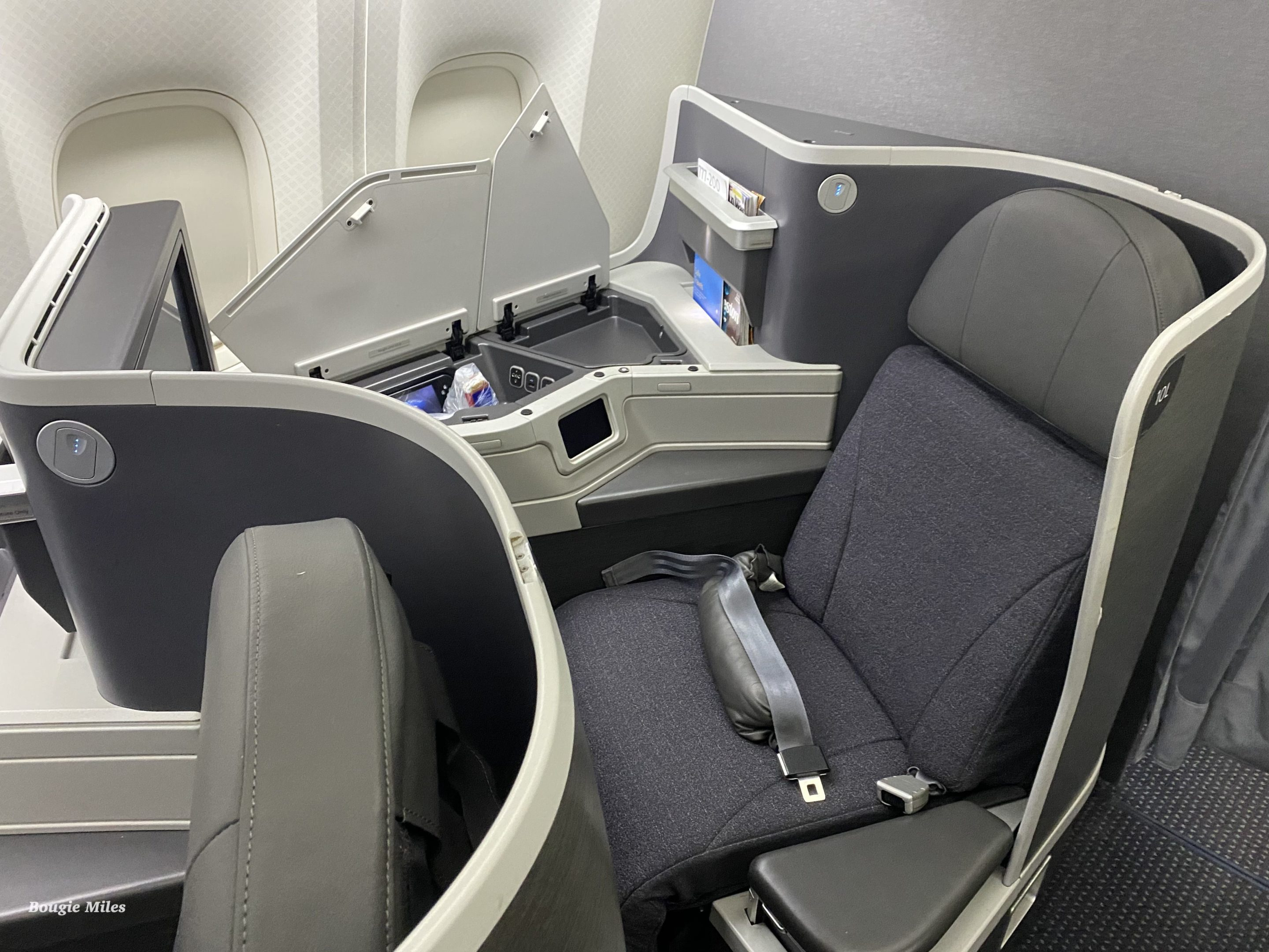 AA Business Class Review